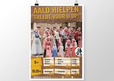Poster Aald Hielpen