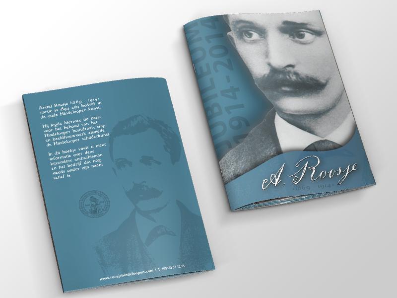 Booklet A. Roosje