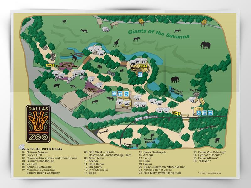 ZooToDo Map